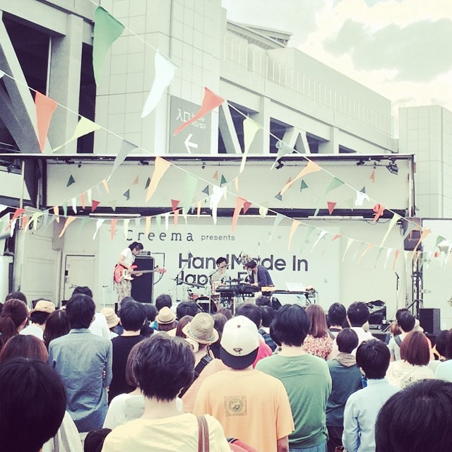 Schroeder-Headz のライブ!