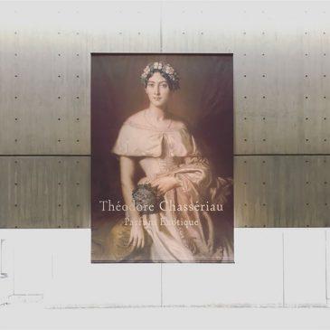 《コラム掲載のお知らせ》「シャセリオー展」をたずねて。~凡人に届いた、天才画家のものがたり~