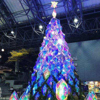 赤坂アークヒルズ クリスマスツリー