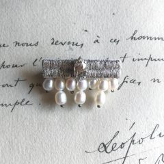 Secret Crown Brooch