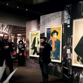 パリ♥グラフィック―ロートレックとアートになった版画・ポスター展